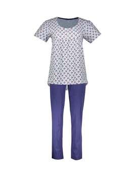 تی شرت و شلوار نخی راحتی زنانه | Women Cotton T-shirt and Pants