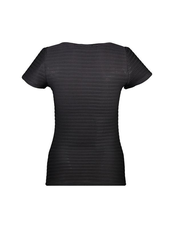 تی شرت ویسکوز آستین کوتاه زنانه - رامکات