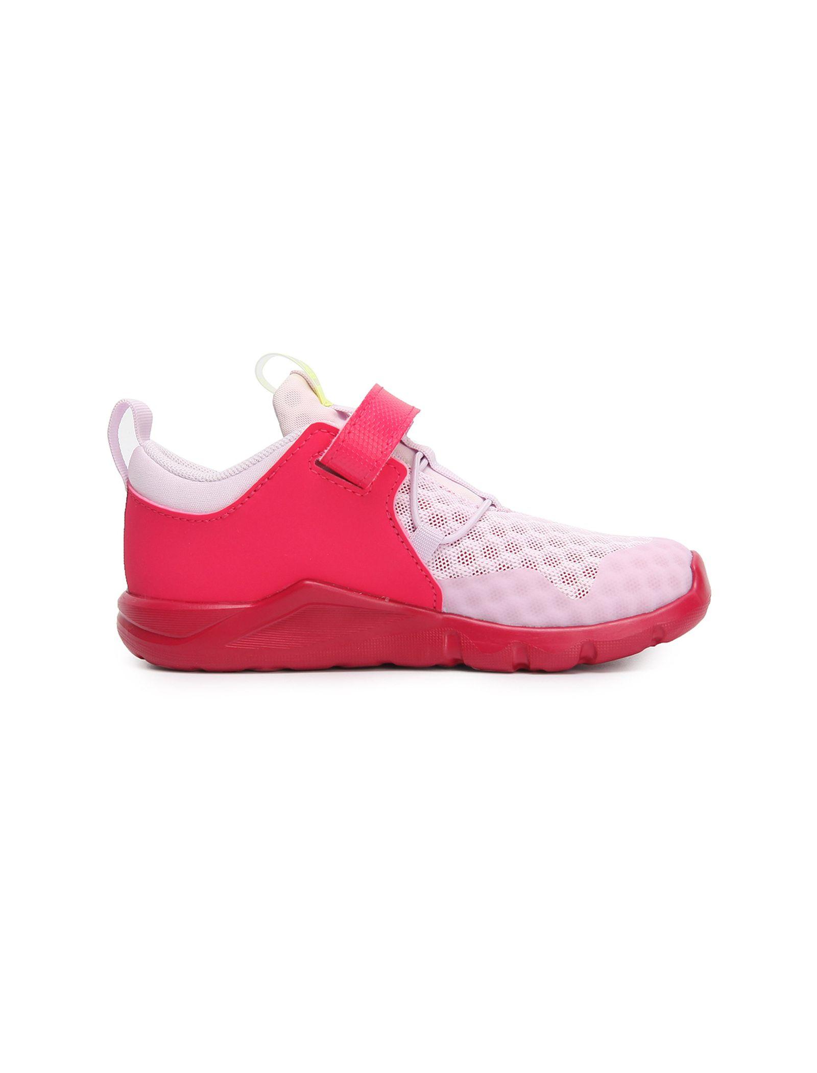 کفش تمرین چسبی دخترانه RapidaFlex 2 - آدیداس - قرمز - 1