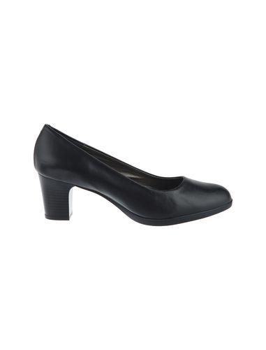 کفش پاشنه بلند چرم زنانه - پونت روما