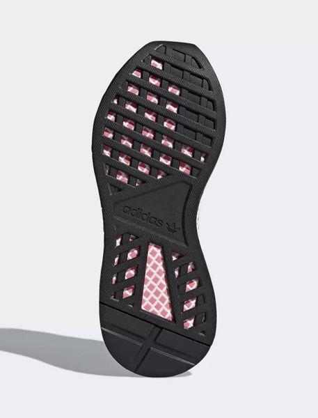 کفش دویدن بندی زنانه Deerupt - مشکي سفيد - 5