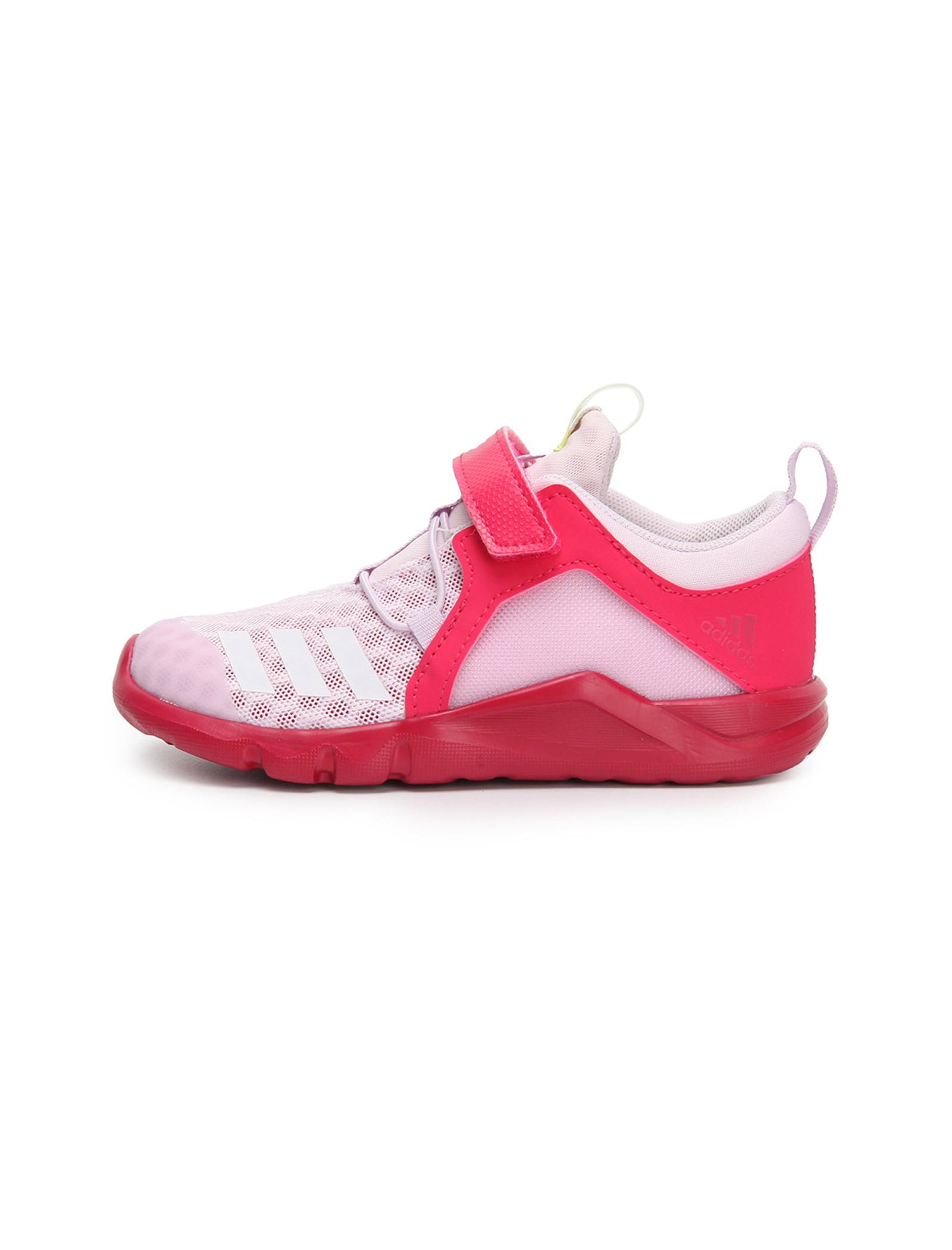 کفش تمرین چسبی دخترانه RapidaFlex 2 - آدیداس - قرمز - 3