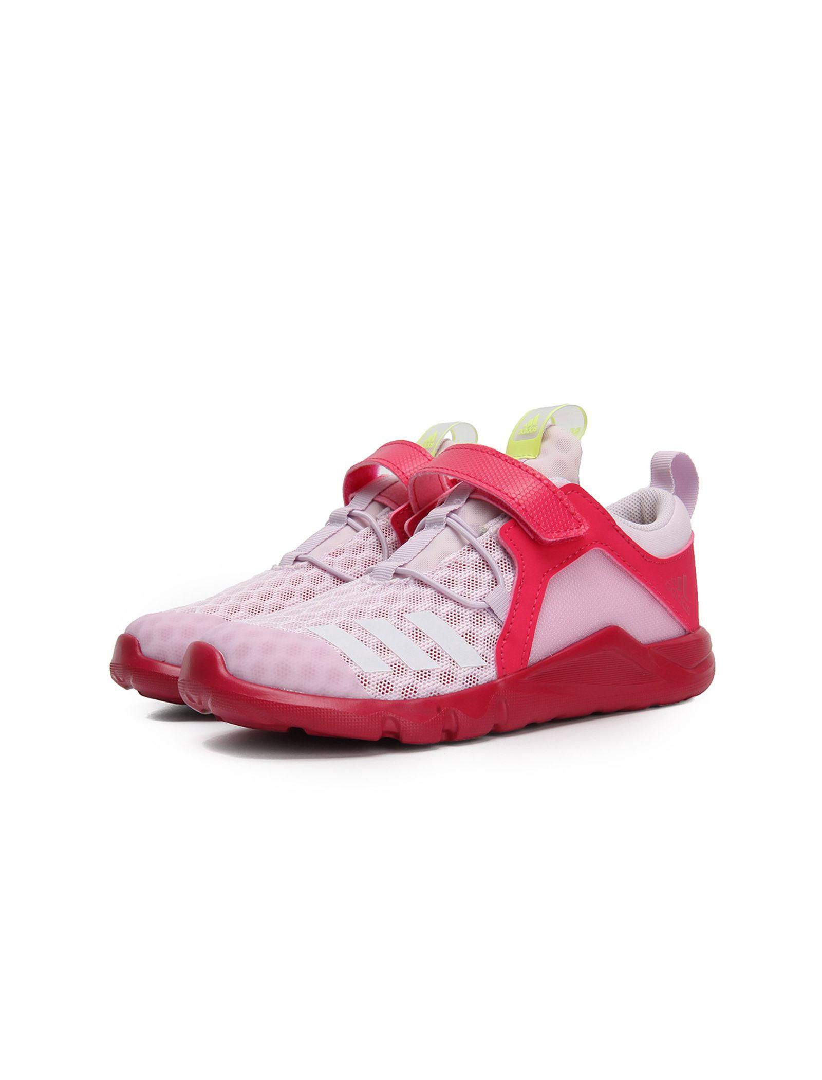 کفش تمرین چسبی دخترانه RapidaFlex 2 - آدیداس - قرمز - 4