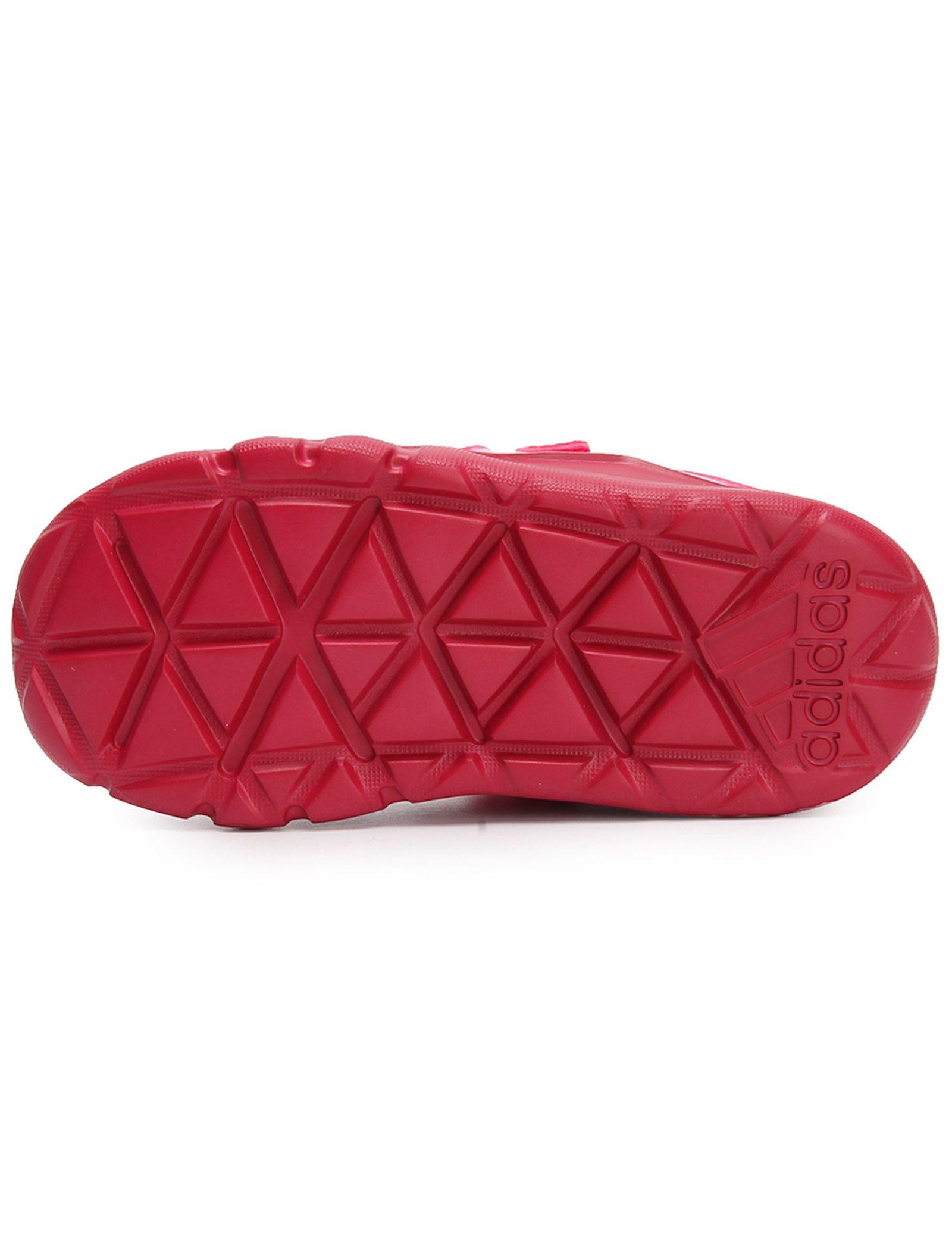کفش تمرین چسبی دخترانه RapidaFlex 2 - آدیداس - قرمز - 6