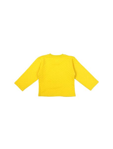 تی شرت و شلوار نخی پسرانه - خردلي - 3