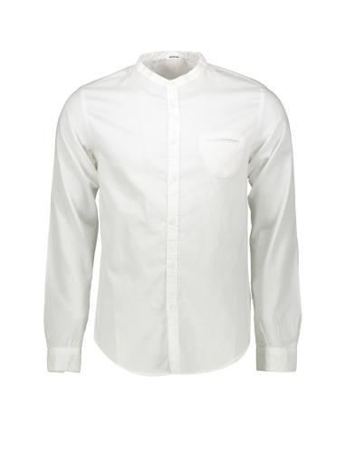 پیراهن نخی آستین بلند مردانه - امپریال