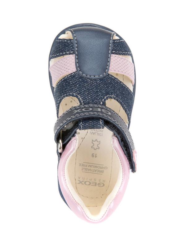 کفش پارچه ای چسبی نوزادی دخترانه KAYTAN - جی اوکس