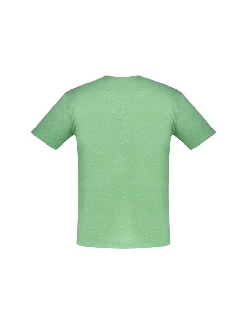 تی شرت یقه گرد زنانه - متی - سبز - 2