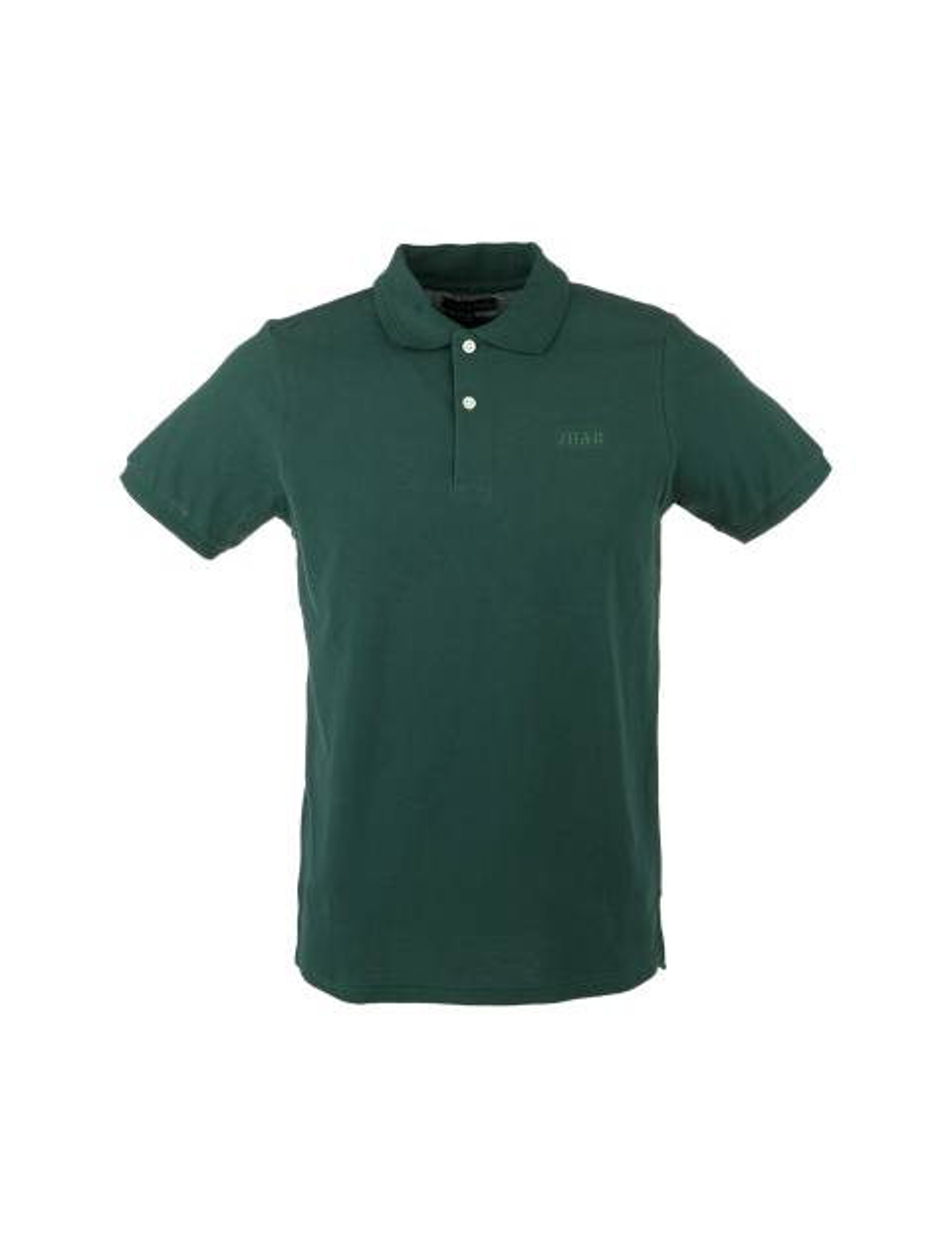 پولوشرت آستین کوتاه مردانه - سبز - 1