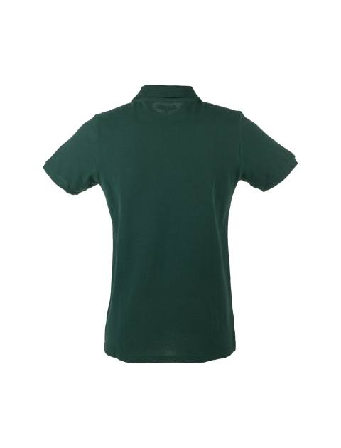 پولوشرت آستین کوتاه مردانه - سبز - 2