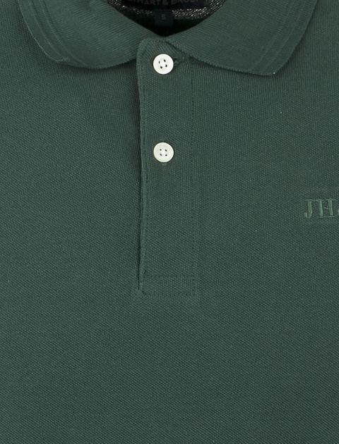 پولوشرت آستین کوتاه مردانه - سبز - 3