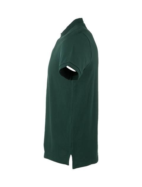 پولوشرت آستین کوتاه مردانه - سبز - 4
