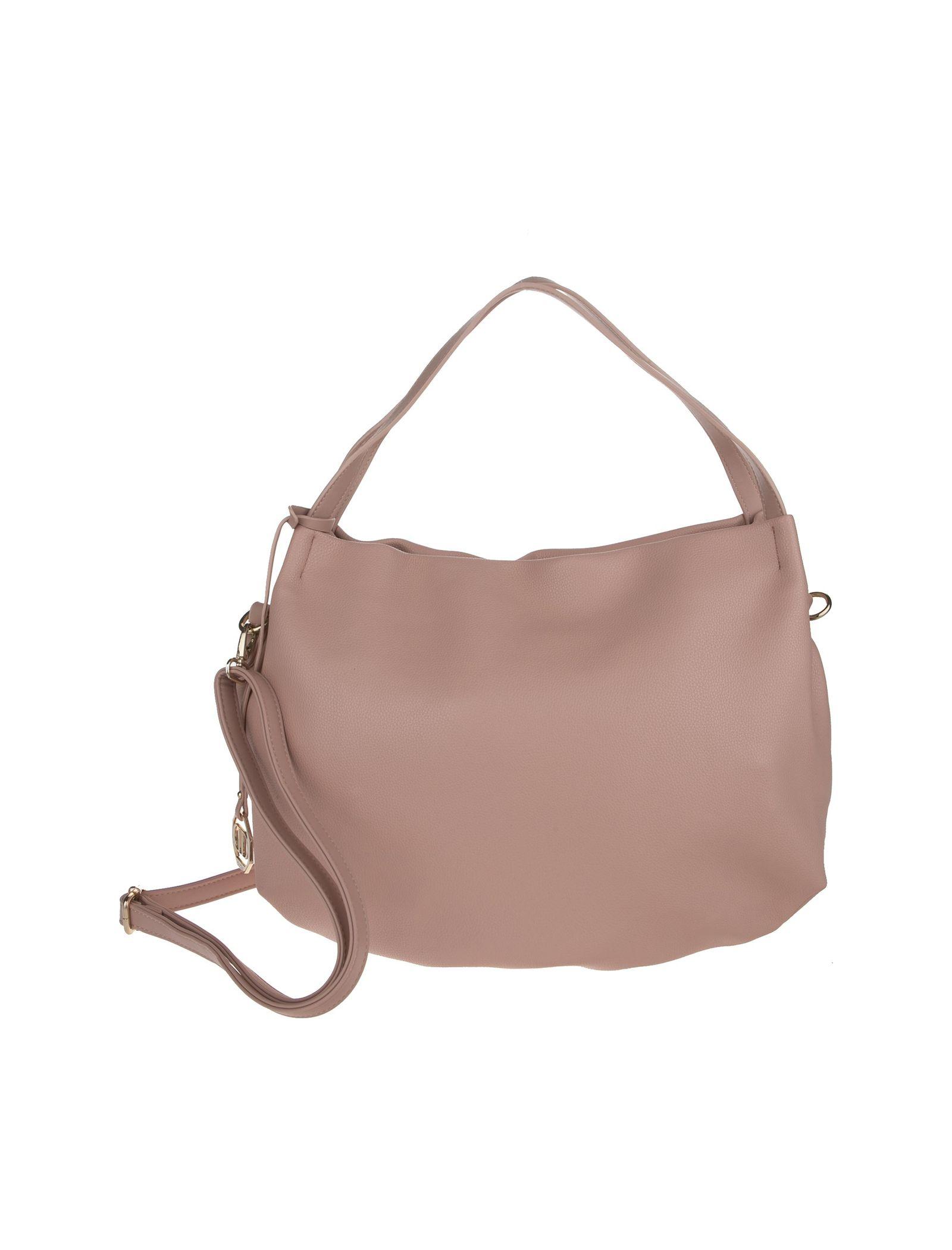 کیف دوشی روزمره زنانه - دادلین تک سایز - صورتي - 1