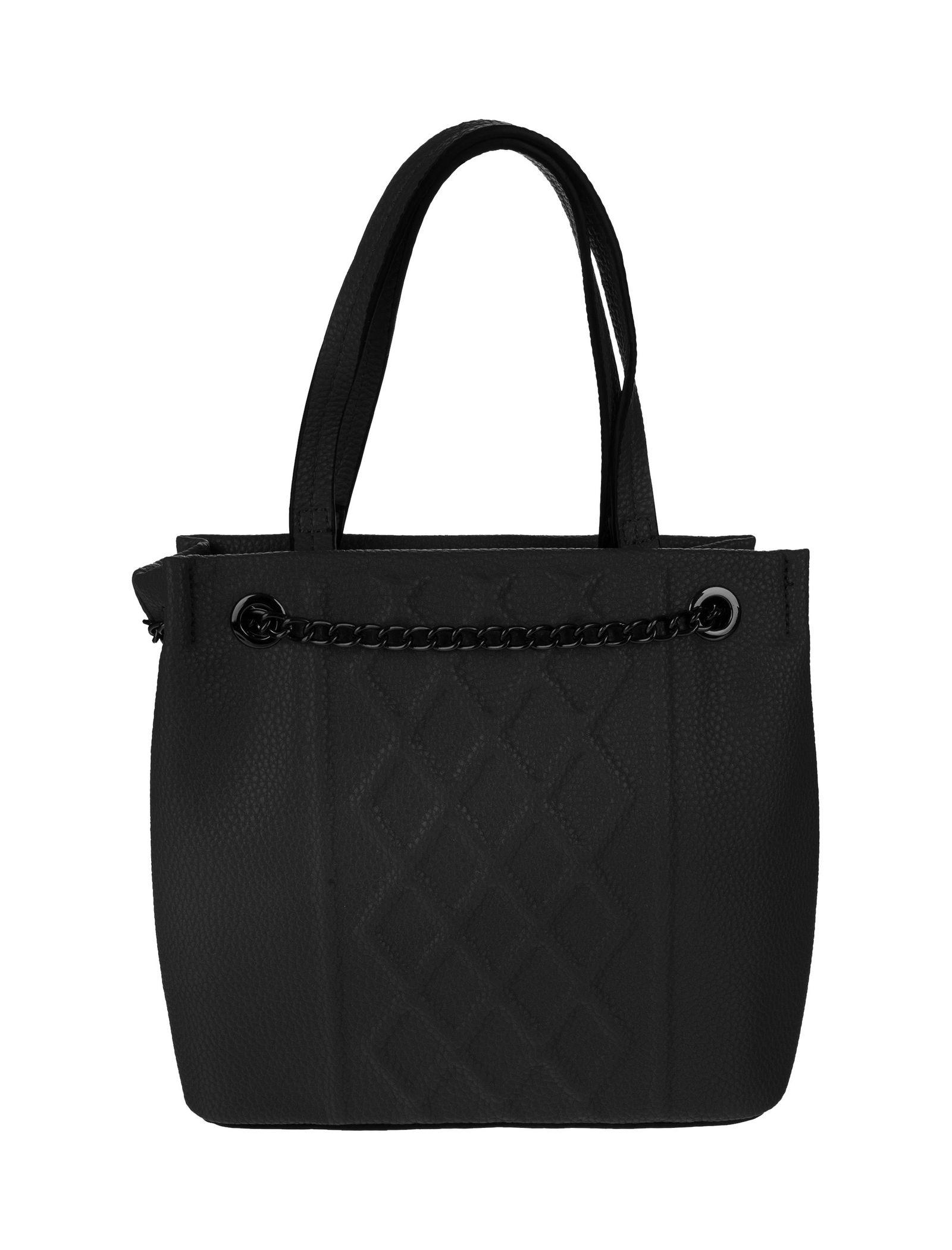کیف دستی روزمره زنانه - جانی اند جانی تک سایز - مشکي - 2