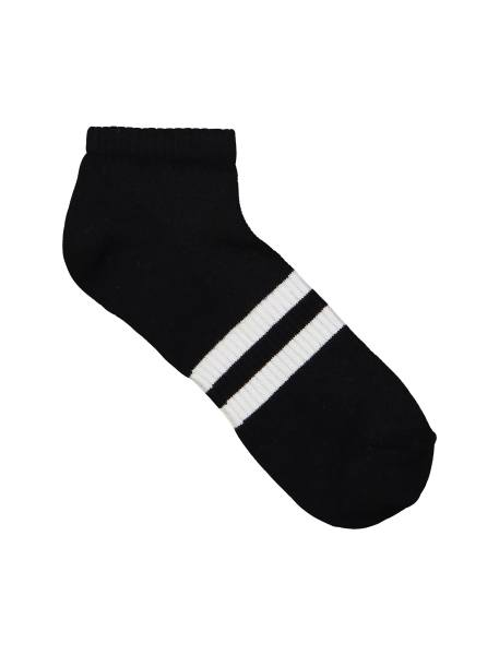 جوراب نخی ساق کوتاه مردانه بسته 3 عددی - چند رنگ - 2