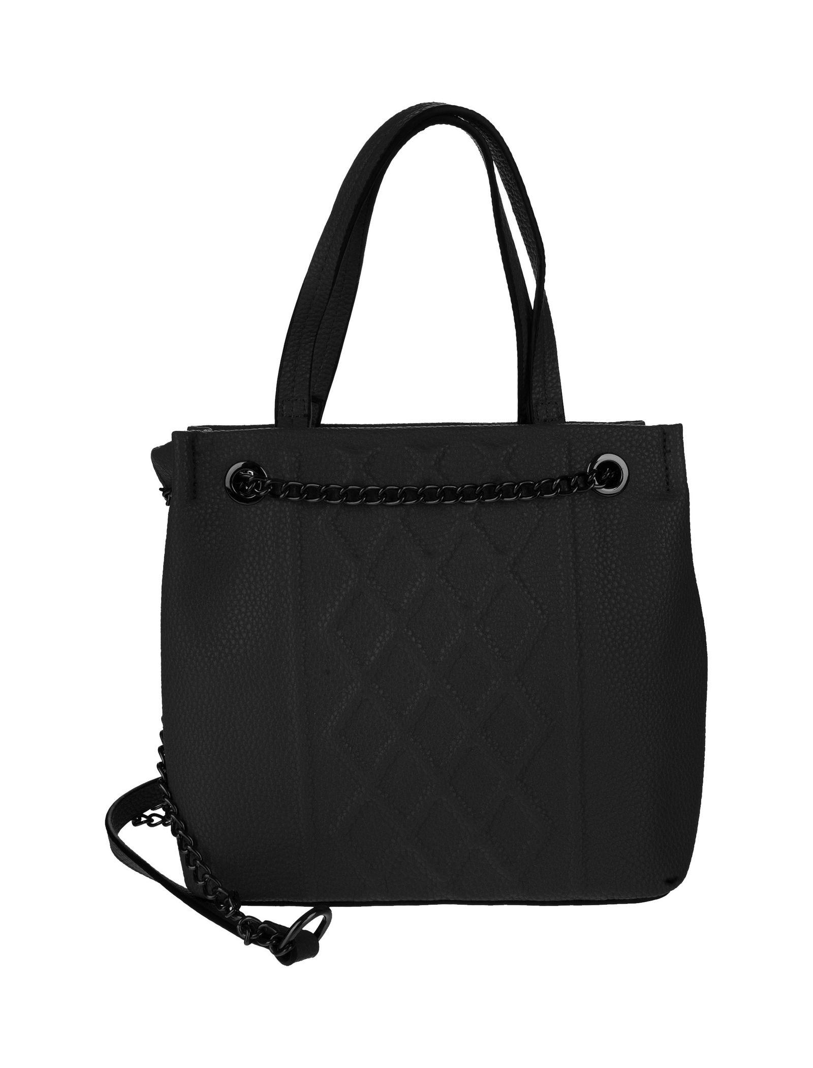 کیف دستی روزمره زنانه - جانی اند جانی تک سایز - مشکي - 4