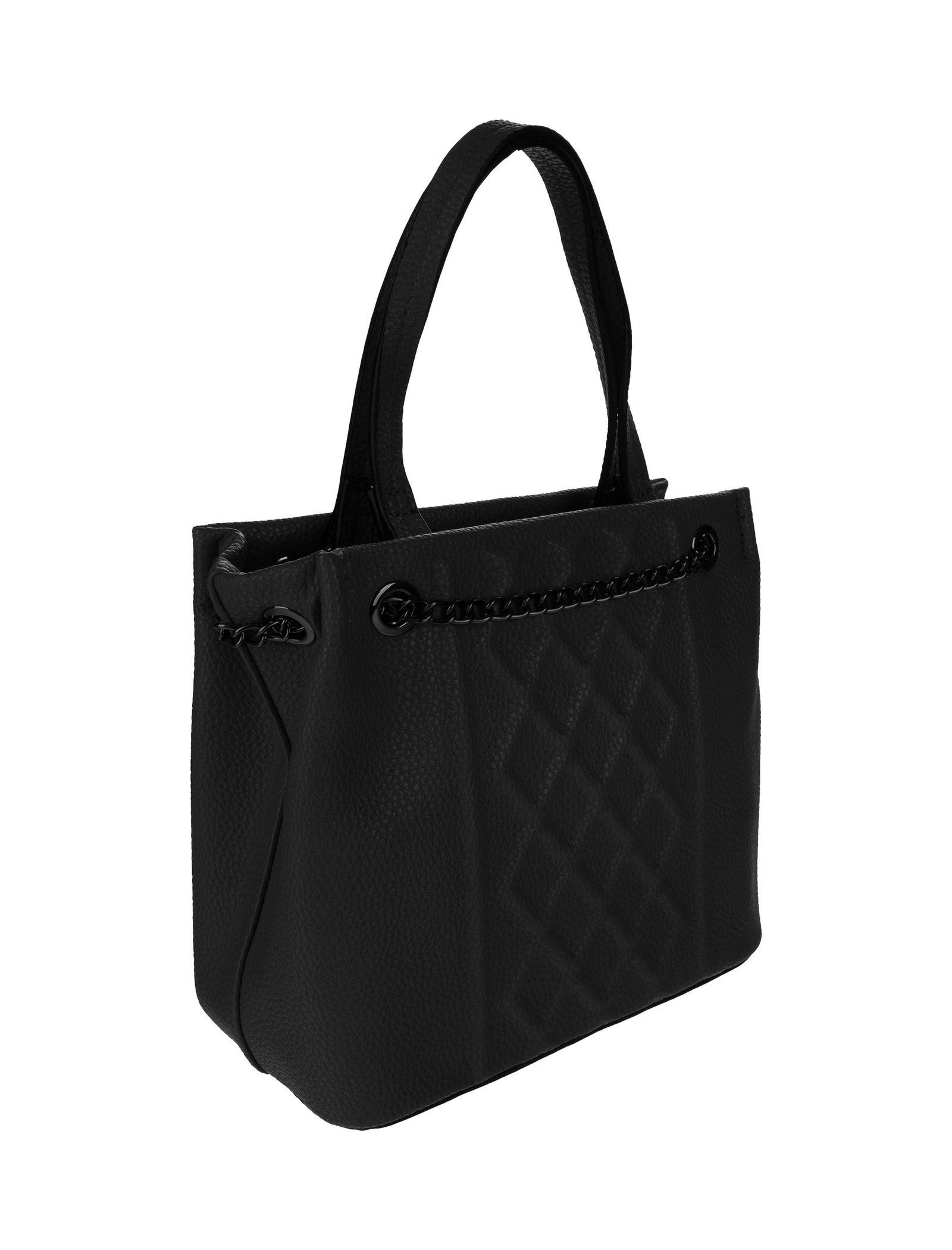 کیف دستی روزمره زنانه - جانی اند جانی تک سایز - مشکي - 5