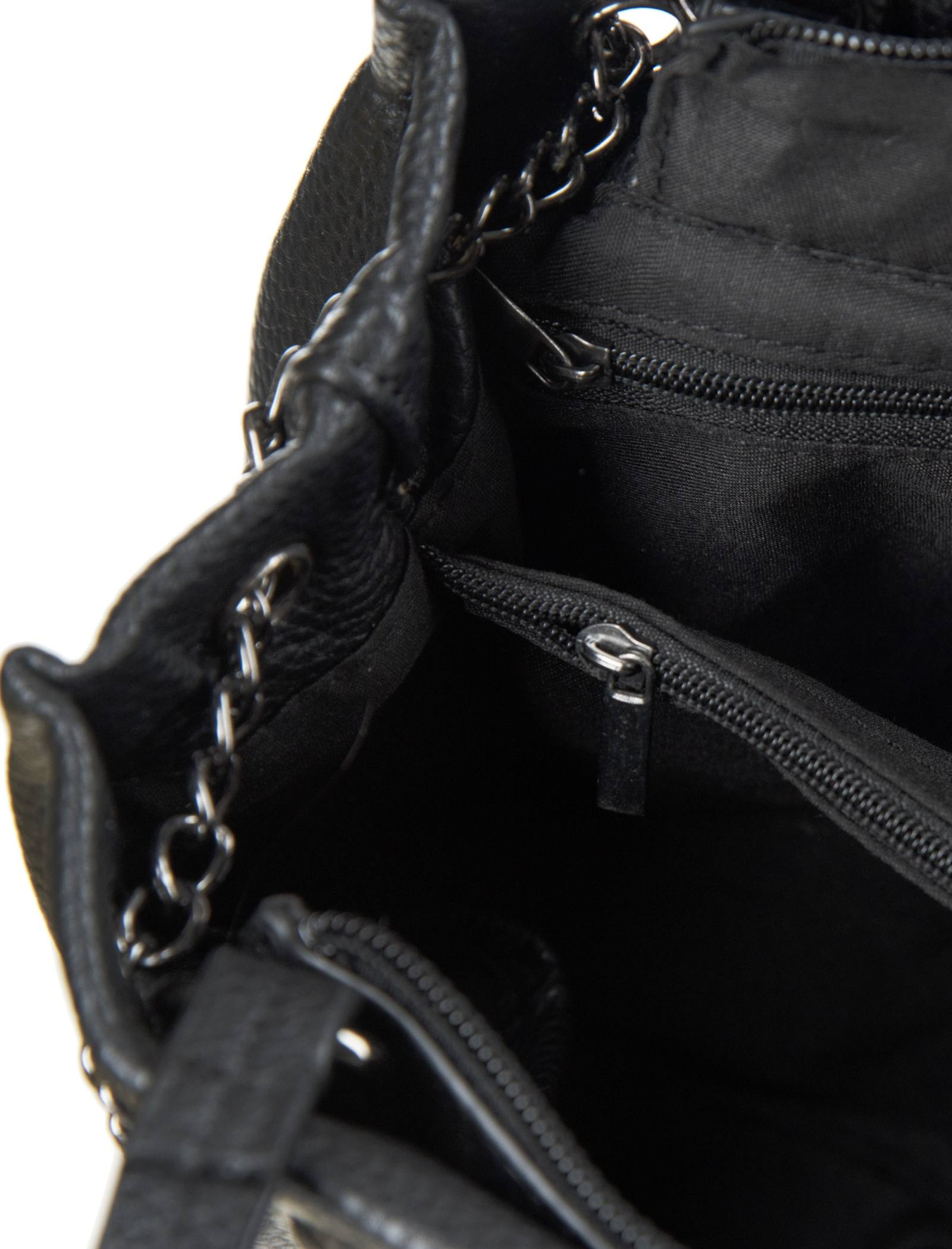 کیف دستی روزمره زنانه - جانی اند جانی تک سایز - مشکي - 7