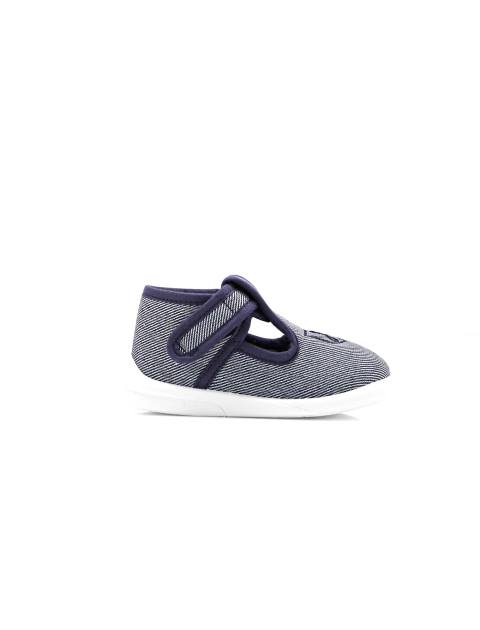 کفش چسبی نوزادی پسرانه Sommeil - آبي - 1