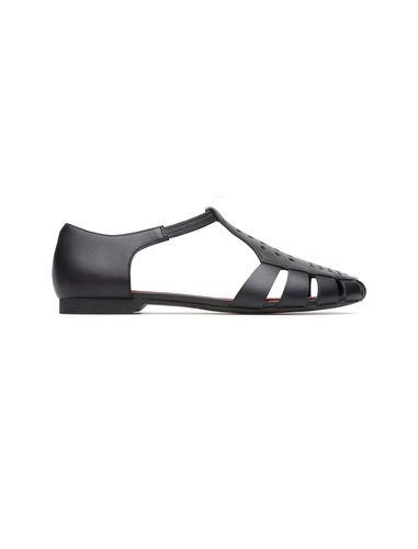 کفش چرم تخت زنانه Servolux - کمپر