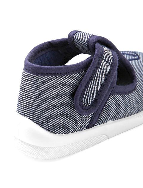 کفش چسبی نوزادی پسرانه Sommeil - آبي - 5