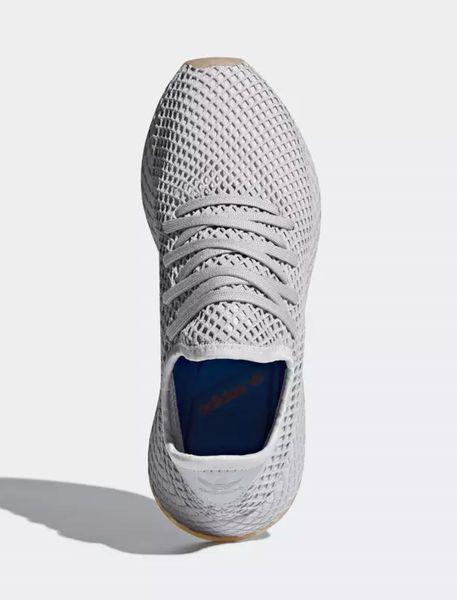 کفش دویدن بندی مردانه Deerupt - طوسي - 1