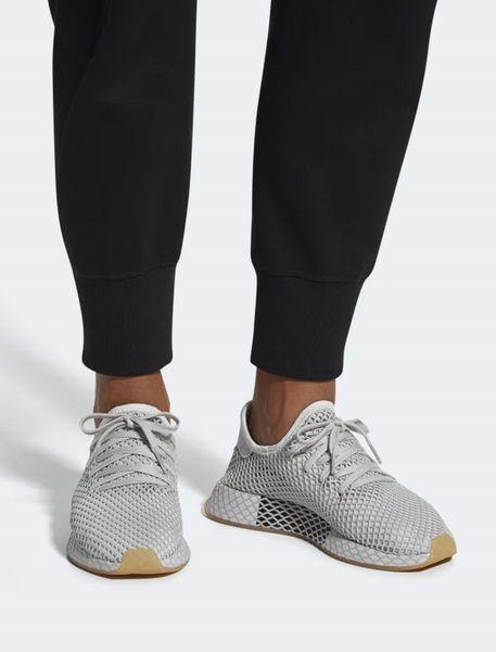 کفش دویدن بندی مردانه Deerupt - طوسي - 5