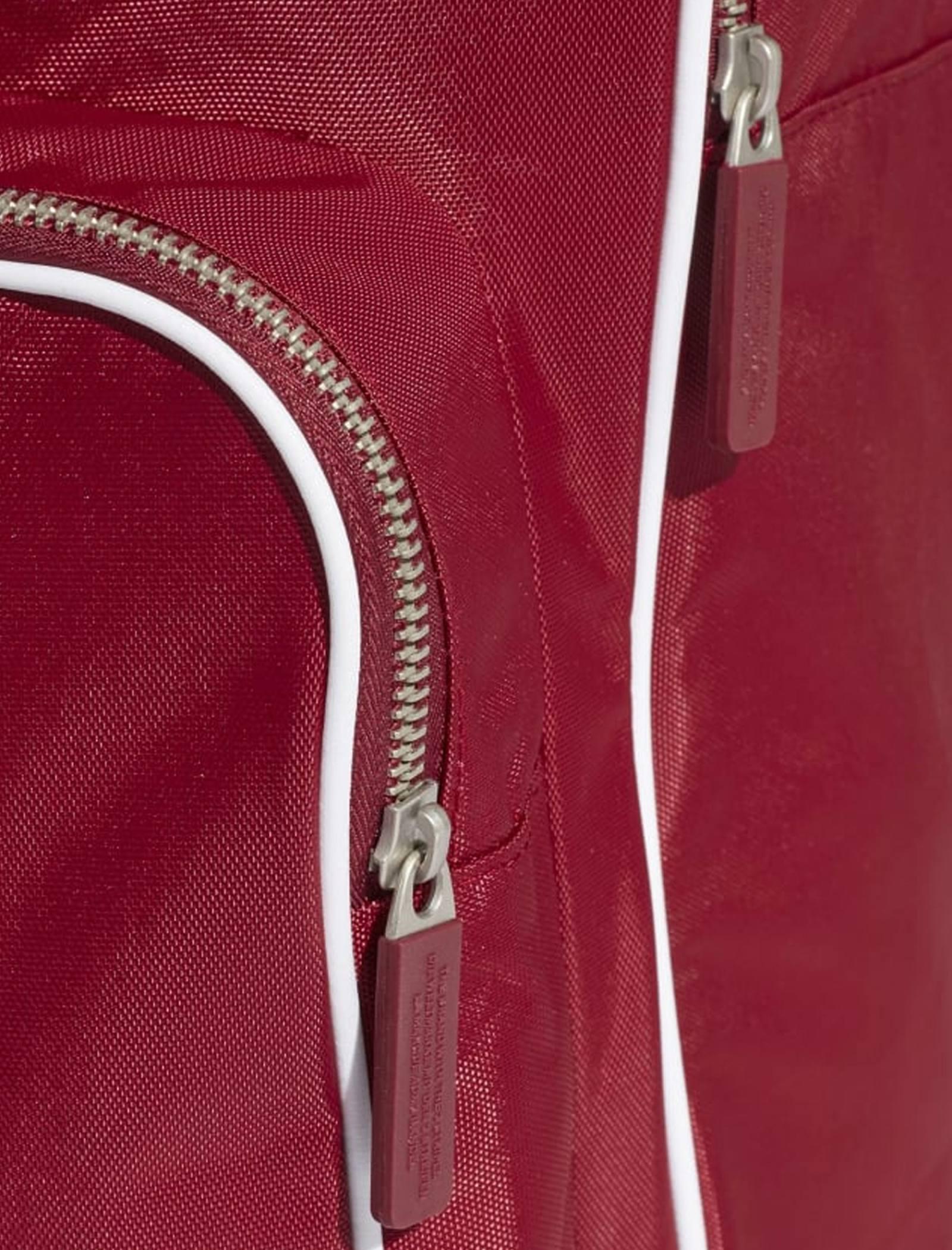 کوله پشتی روزمره بزرگسال Classic - آدیداس تک سایز - قرمز تيره - 5