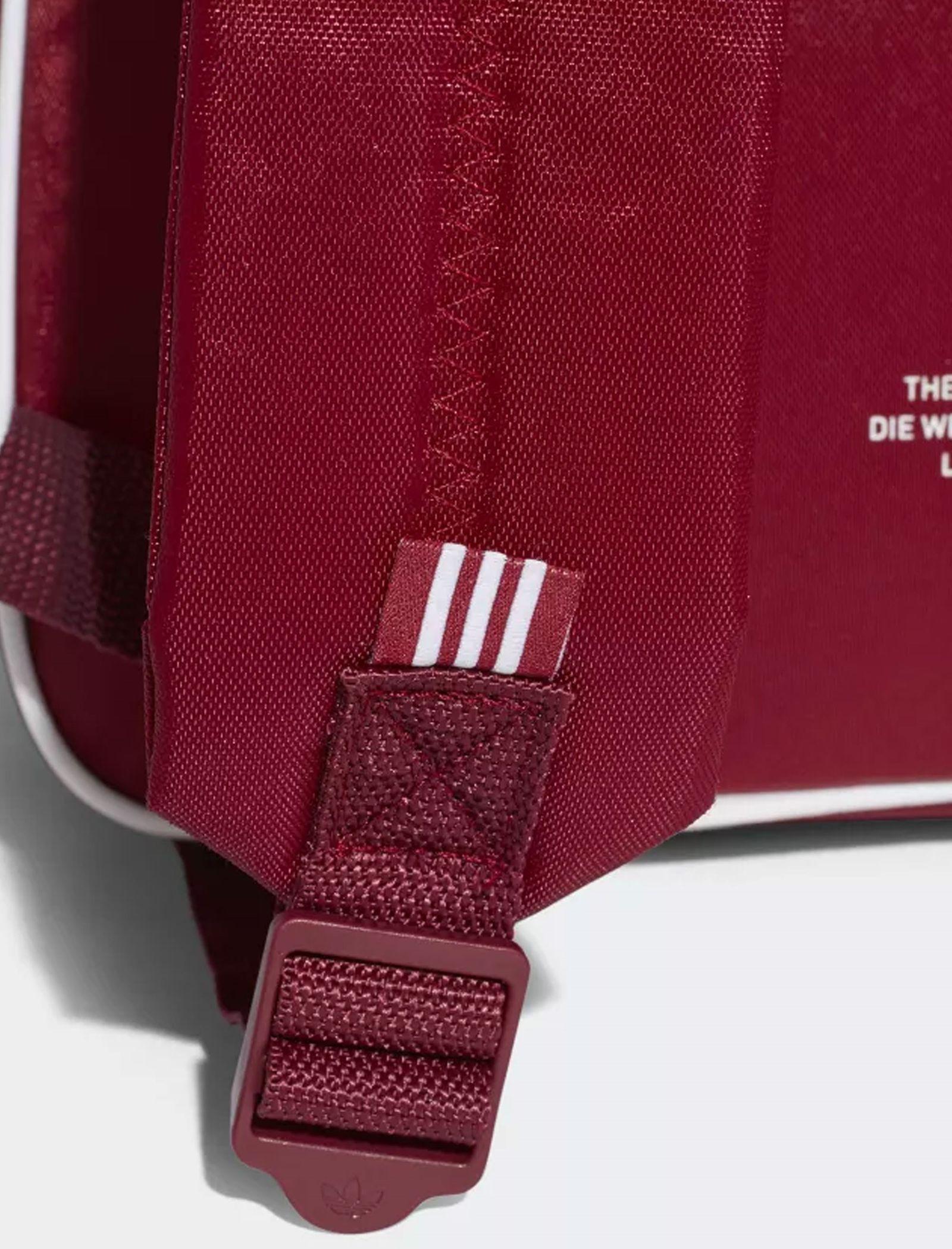 کوله پشتی روزمره بزرگسال Classic - آدیداس تک سایز - قرمز تيره - 6
