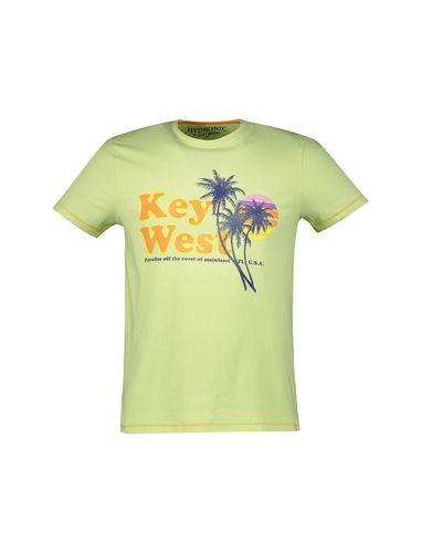 تی شرت نخی یقه گرد مردانه - یوپیم