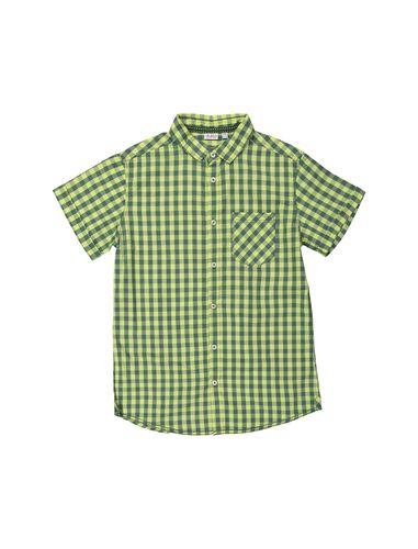 پیراهن نخی آستین کوتاه پسرانه