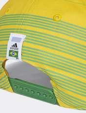 کپ نخی ساده بزرگسال Brazil - آدیداس - زرد - 5