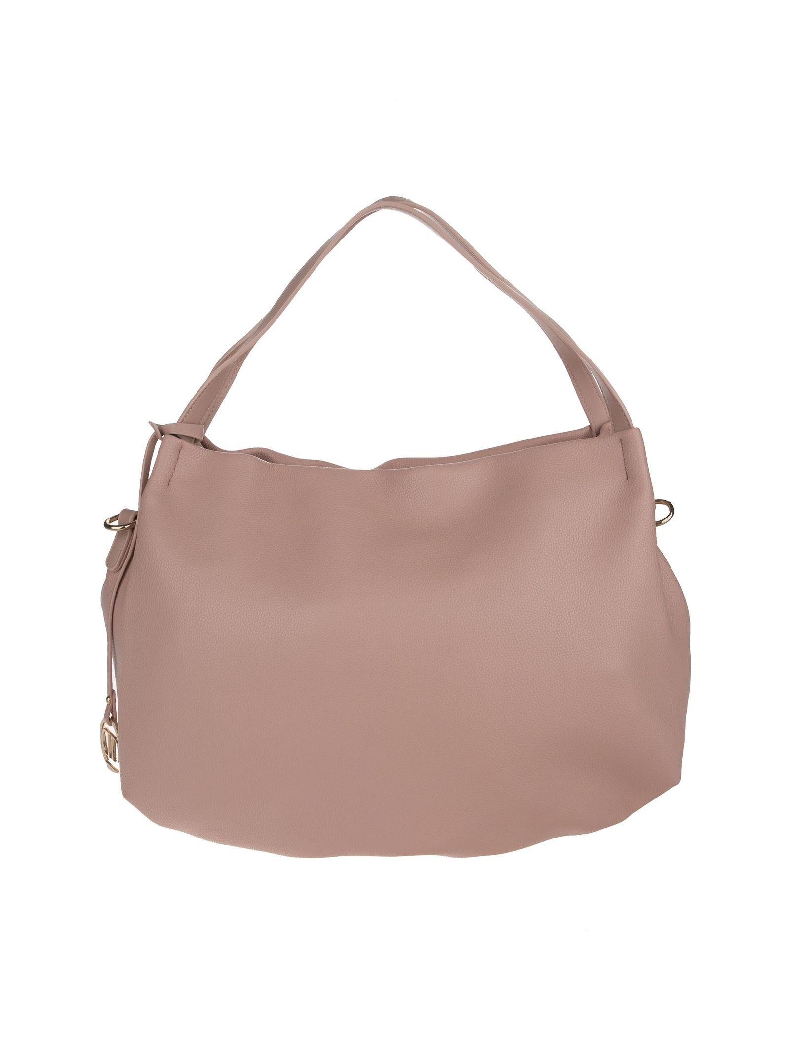 کیف دوشی روزمره زنانه - دادلین تک سایز - صورتي - 3
