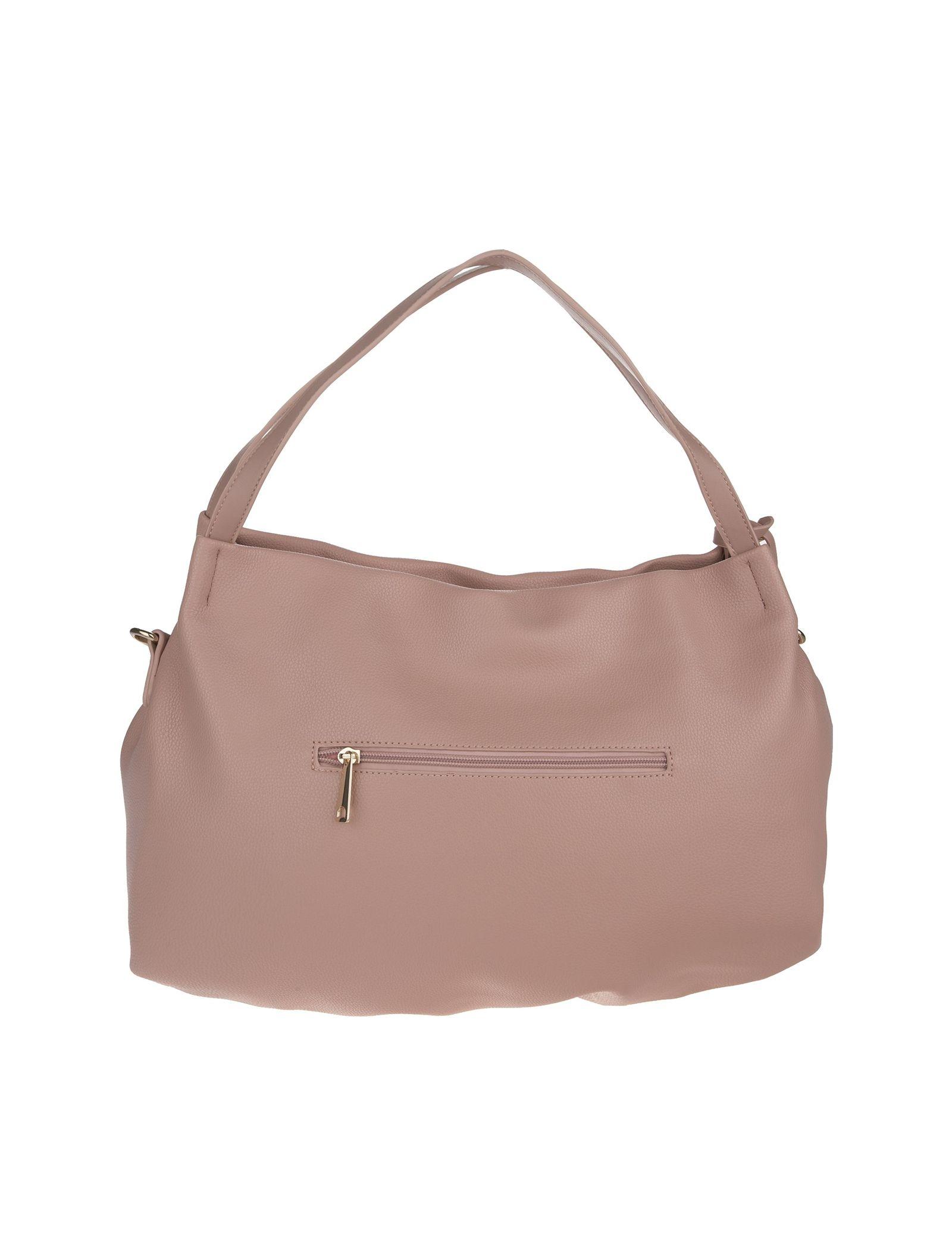 کیف دوشی روزمره زنانه - دادلین تک سایز - صورتي - 5