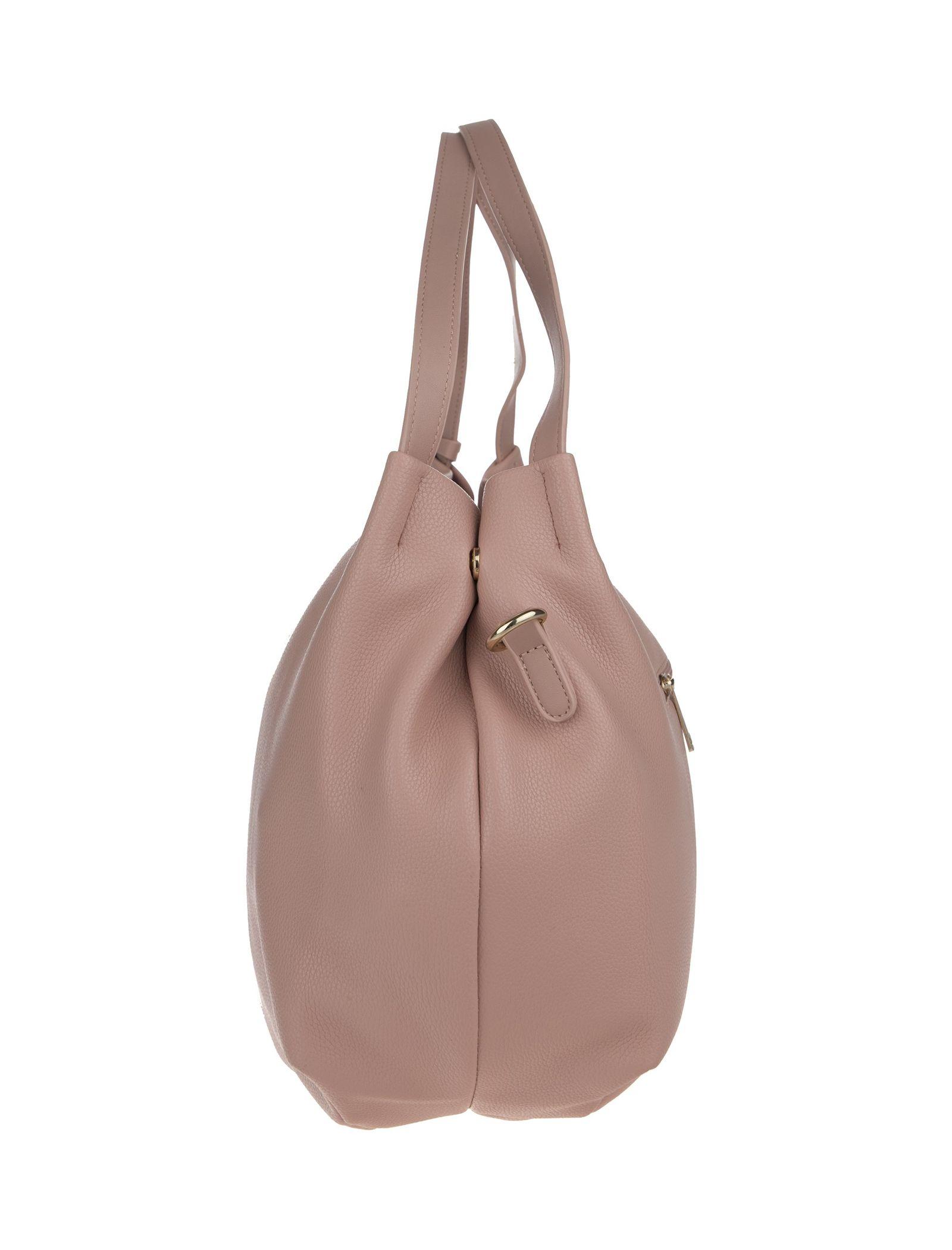 کیف دوشی روزمره زنانه - دادلین تک سایز - صورتي - 6