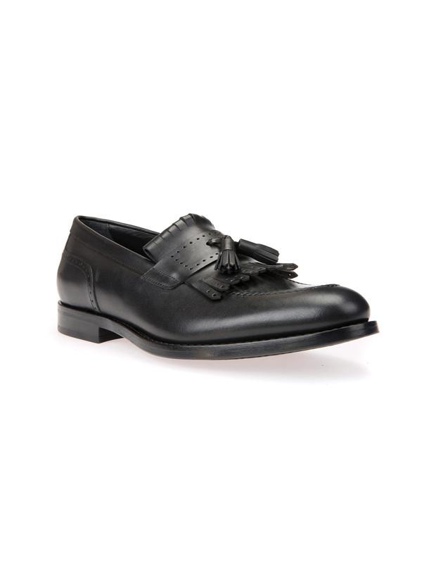 کفش چرم اداری مردانه HAMPSTEAD - جی اوکس