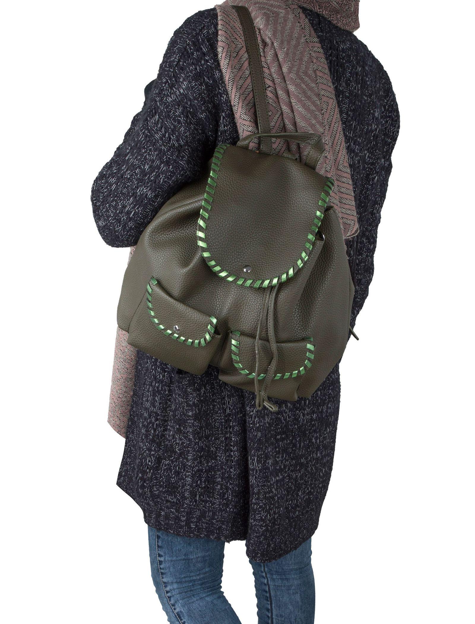 کوله پشتی روزمره زنانه - شانتال تک سایز -  - 6
