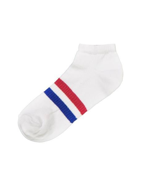 جوراب نخی ساق کوتاه مردانه بسته 3 عددی - چند رنگ - 7