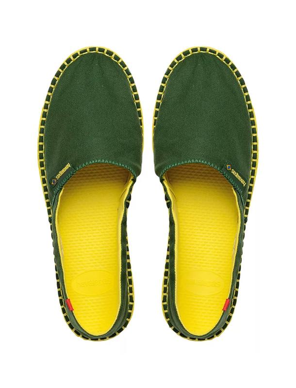 کفش تخت پارچه ای بزرگسال Origine III
