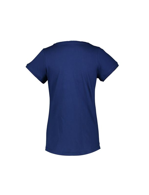 تی شرت نخی آستین کوتاه زنانه
