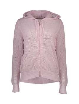 هودی زیپ دار زنانه | Women Zip-Front Hoodie