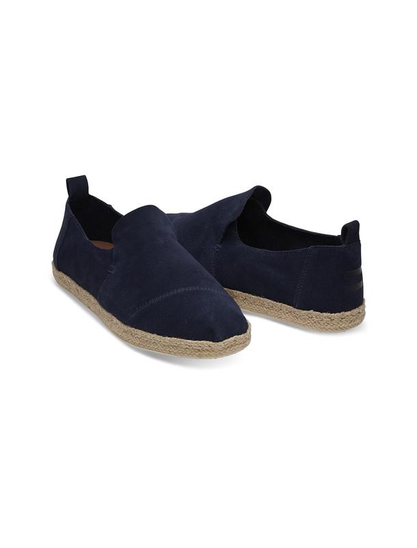 کفش راحتی جیر مردانه Deconstructed