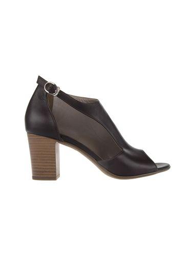 کفش پاشنه بلند چرم زنانه - چرم مشهد