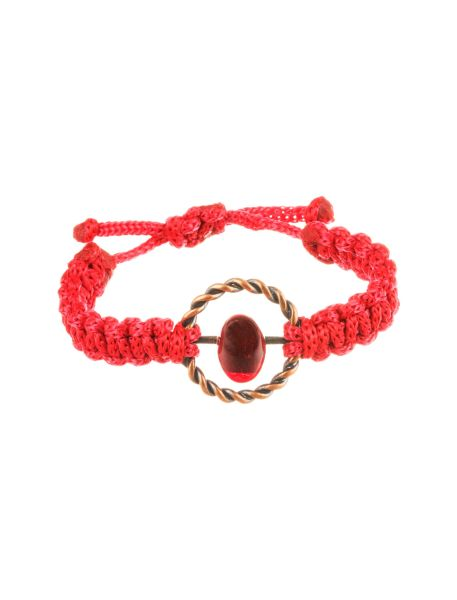 دستبند بندی زنانه - زرمس تک سایز