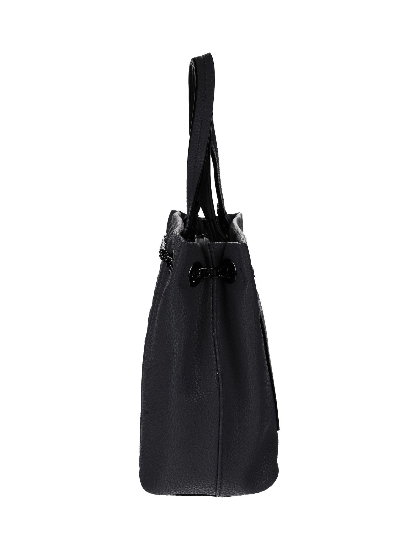 کیف دستی روزمره زنانه - جانی اند جانی تک سایز - سرمه اي - 7