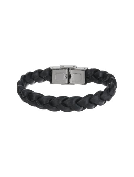 دستبند چرم بزرگسال - عالیخان سایز L