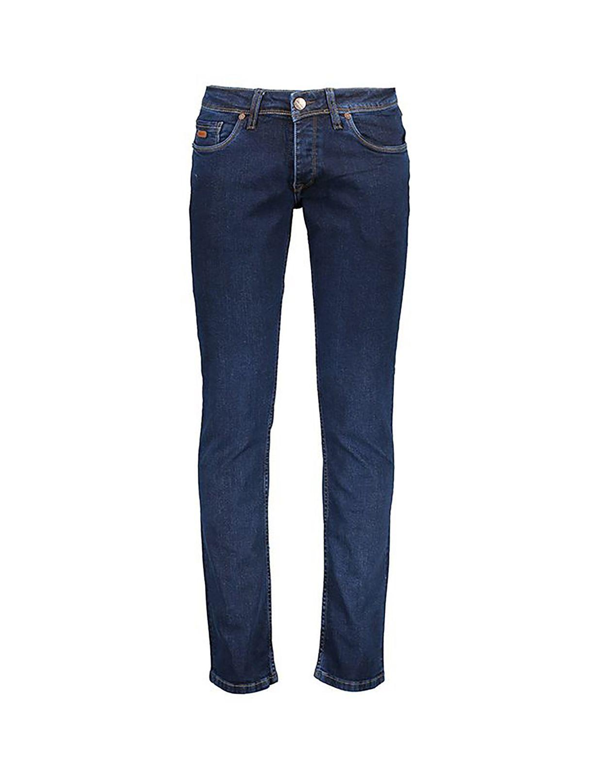 شلوار جین راسته مردانه - پاتن جامه main 1 1