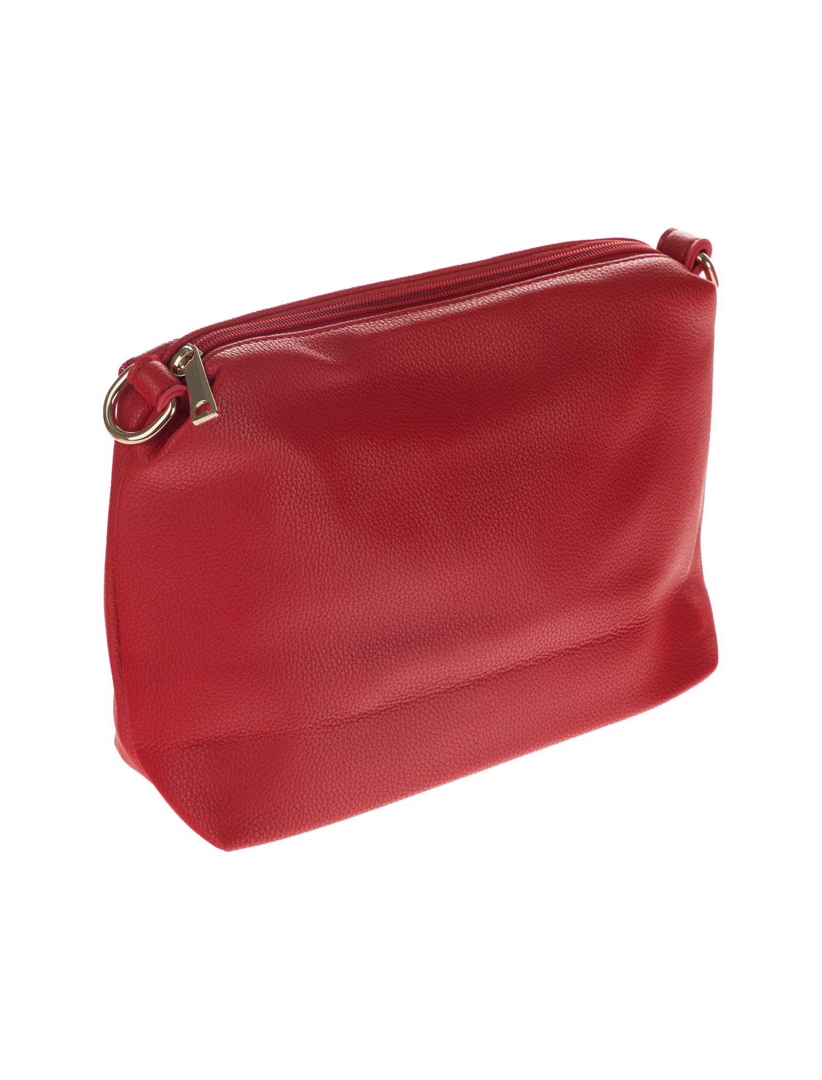 کیف دوشی روزمره زنانه - دادلین - قرمز  - 4