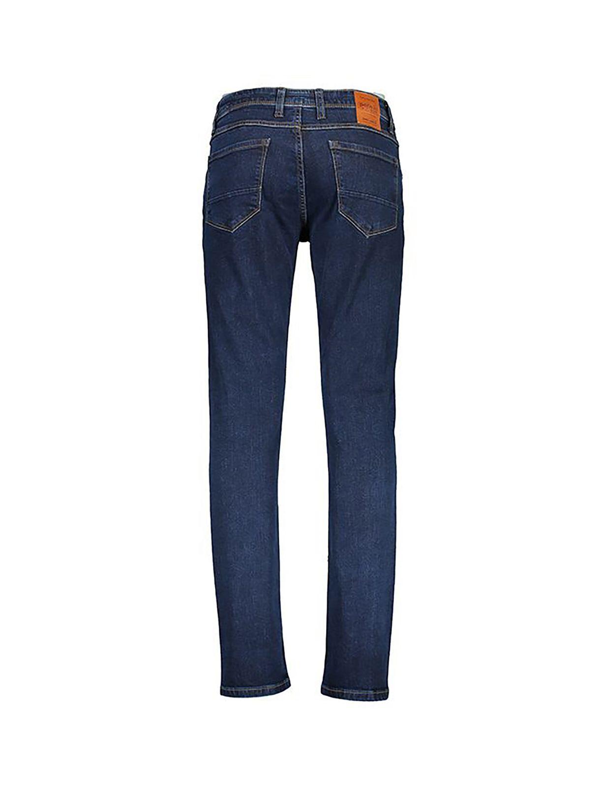 شلوار جین راسته مردانه - پاتن جامه main 1 2