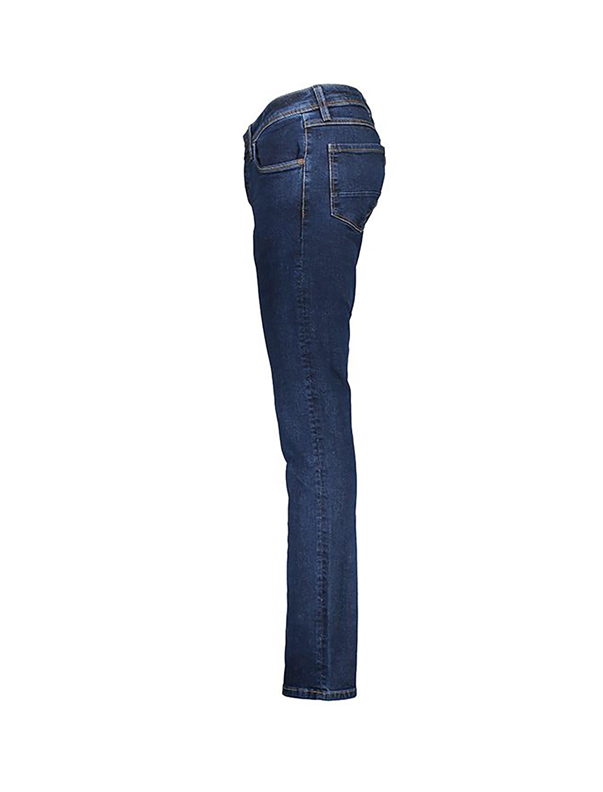 شلوار جین راسته مردانه - پاتن جامه main 1 3